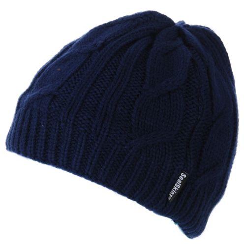 SealSkinz Waterproof Cable Knit Hat - Eileen Douglas Tack Shops Ltd 089e510d24b0