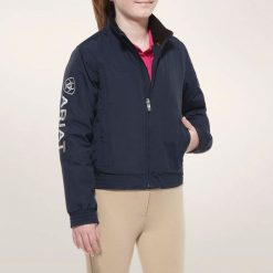 ARIAT YOUTH TEAM STABLE JACKET - Image