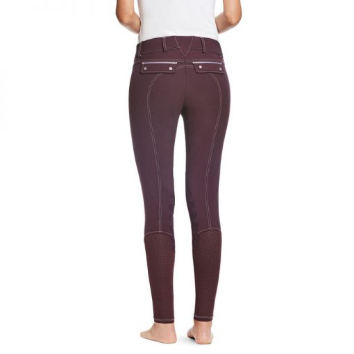 ARIAT OLYMPIA ACCLAIM LOW RISE KNEE PATCH - Image