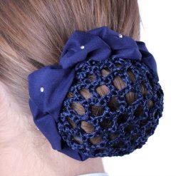 QHP Flower Hair Bow - Image