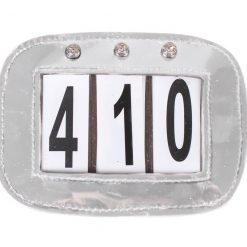 QHP Bridle Number Holder - Image