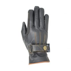 HY5 THINSULATE LEATHER WINTER GLOVES - Image