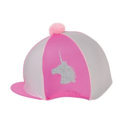 HY UNICORN RIDING HAT COVER - Image