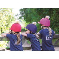 SHIRES POM POM HAT COVER - Image