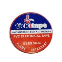 PVC ELECTRICAL TAPE 33M - Image