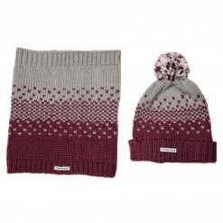 Horseware Knitted Hat & Snood - Image