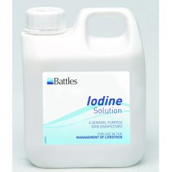 BATTLES IODINE SOLUTION - Image