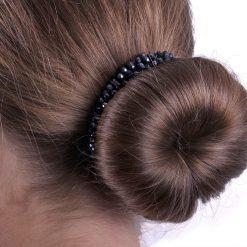 QHP HAIR SCRUNCHIES SHINE - Image