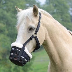 Shires Deluxe Comfort Grazing Muzzle - Image