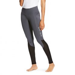 Ariat EOS Womens Knee Patch Riding Tights - Image
