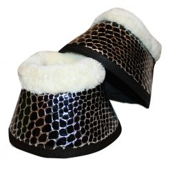 EDT CROC PRINT BELL BOOT - Image