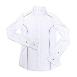 Horseware Platinum Ella Long Sleeve Competition Shirt - Image