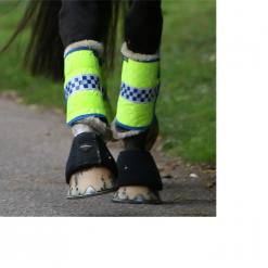 POLITE REFLECTIVE LEG BOOTS - Image