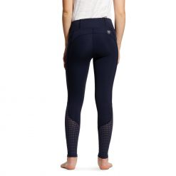 Ariat Unisex Youth EOS Knee Patch Riding Tights - Image