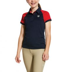 Ariat Unisex Youth 3.0 Team Polo - Image