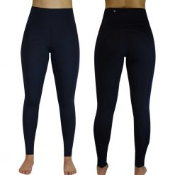EDT AMAZON RIDING TIGHTS - Navy/Red