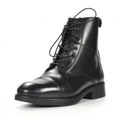 Brogini Ferring Ladies Ankle Jodhpur Boot Black - Image