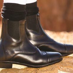 Horseware Short Leather Paddock Boots - Image