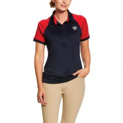 ARIAT TEAM 3.0 SS POLO - Image