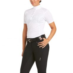 ARIAT SHOWSTOPPER 3.0 SS SHOW SHIRT - Image