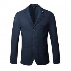 Horseware AA Platinum Mens Motion Lite Show Jacket - Navy