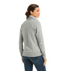 Ariat Team Logo Full Zip Sweatshirt - Image