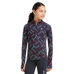 ARIAT YOUTH LOWELL 2.0 1/4 ZIP - Image