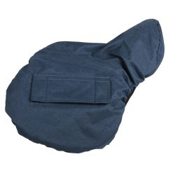 QHP FLEECE LINED SADDLE COVER AW21 - Image