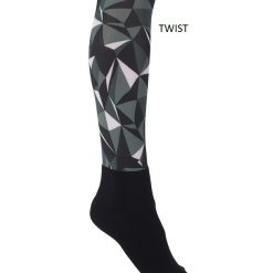 QHP KNEE STOCKINGS CHERRY COLLECTION AW21 - Image