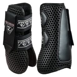 TRI-ZONE OPEN FRONTED BOOTS - Image